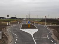 opening nieuwe Landbouwweg Dordrecht
