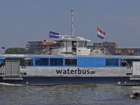 Waterbus vaart langer door tijdens Big Rivers