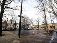 Nieuwe voetbalkooi voor Weeshuisplein Dordrecht