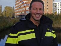 Wijkagent Bernhard vd Walle Crabbehof en Wielwijk Dordrecht