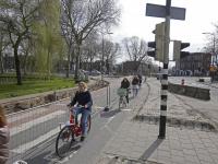 Reconstructie Oranjelaan Dordrecht