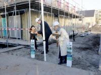Officiële start bouw Tromppark