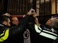 Omwonenden in actie tegen dagopvang Kromhout