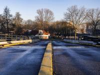 Op en afrit van WC Sterrenburg vier maanden dicht Dordrecht