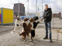 Kevin van geet Circus Maximum Dordrecht