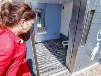 Opening openbare toiletten Grote markt Dordrecht