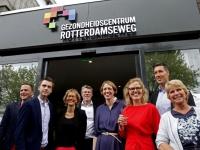 20171305 Opening gezondheidscentrum Rotterdamseweg Zwijndrecht Tstolk