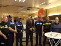 opening Pop-up politiebureau Sterrenburg