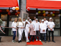 opening restaurant Da Nina Langebreestraat Dordrecht