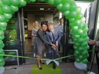 Opening vernieuwde Plus 't Lam Damplein Dordrecht