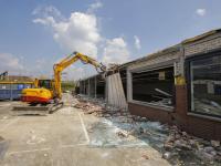 Nieuwbouw voor Aldi Dubbeldamseweg zuid Dordrecht