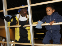 Beweegfeest basisschool de Mozaïek Dordrecht