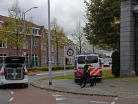 Pakketbezorger gestoken bij beroving Tulpstraat Dordrecht
