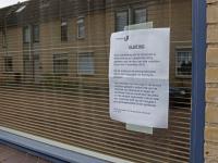 Pand gesloten vanwege vondst hennepkwekerij