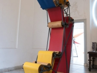 Nico Parlevliet, kleurengeluidsignaalmachine, 1994