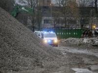 Politieinzet bij ruzie terrein Rafaja Dordrecht