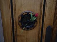 Roos voor politiebureau centrum Dordrecht