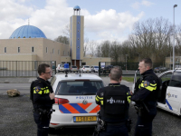 Moskeeen in regio worden beveiligd na schietpartij Utrecht