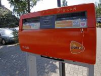 PostNL haalt 25 brievenbussen weg
