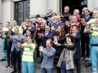 20171405 Reanimatiecursus voor Dordtse raadsleden Stadhuis Dordrecht Tstolk
