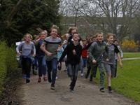 Sponsorloop basisschool De Horizon Weizigtpark Dordrecht