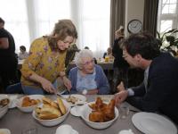 Nobel's Brood biedt reuze ontbijt aan Dordrecht
