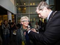 Koninklijke onderscheiding voor Kooi ASZ Dordrecht