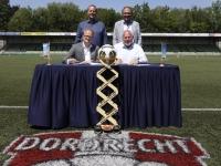20171906 Contract ondertekening Riwal FC Dordrecht Dordrecht Tstolk