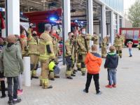 Brandweer Papendrecht verhuisd naar nieuwe locatie aan de Willem Dreeslaan in Papendrecht
