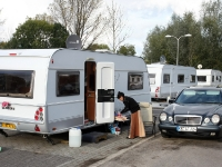 roma zigeuners bakestein Zwijndrecht