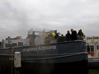 20171812-Brandje-op-binnenvaartschip-Johanna-Adriana-Keizershof-Dordrecht-Tstolk-001
