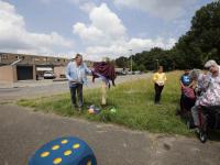 Onthulling Kidsbeweegroute De Staart Dordrecht