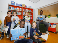Schoolbibliotheek John f Kennedyschool Zuidendijk Dordrecht