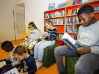 30092021-Schoolbibliotheek-John-f-Kennedyschool-Zuidendijk-Dordrecht-Tstolk