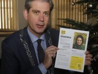 Schrijfmarathon Amnesty International