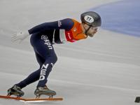 Daan Breeuwsma ISU World Cup Shorttrack Dordrecht