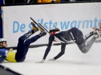 Dylan Hoogerwerf ISU World Cup Shorttrack Dordrecht