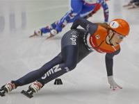Suzanne Schulting ISU World Cup Shorttrack Dordrecht