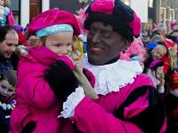 Sinterklaas weer veilig aangekomen in Dordrecht