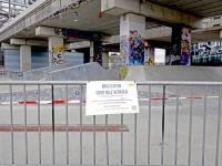 Sportparken en skatepark langer afgesloten Dordrecht