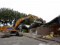20170108 Sloopwerkzaamheden gestart voormalig tuincentrum Pap Dordrecht Tstolk 002