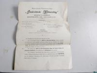 Oude documenten aangetroffen tijdens sloop Kromhout Dordrecht