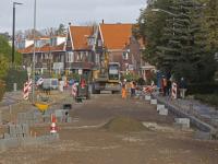 Werkzaamheden Bankastraat Dordrecht