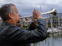 Sombere Dodenherdenking Sumatraplein Dordrecht