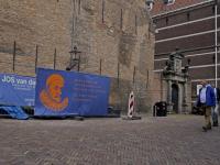 Prinses Beatrix onthult Standbeeld Willem van Oranje Hofstraat Dordrecht
