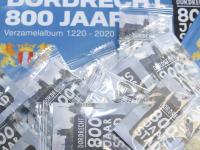 Stickers 800 jaar Stad Dordrecht