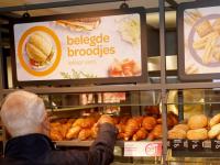 Opening Sparsupermarkt Grote Markt Dordrecht