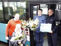 20172202 Speciale reispas voor medewerkers Drechtwerk Dordrecht Tstolk