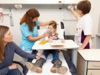 'Spoedpoli'-voor-minder-zieke-kinderen