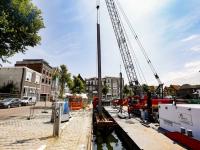 Start werkzaamheden kadeherstel Korte Kalkhaven en Keizershof